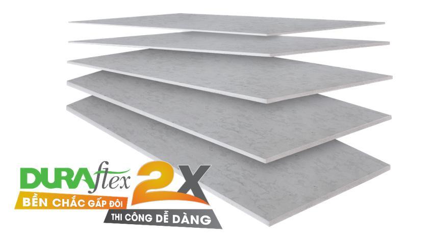 Giá tấm sàn cemboard DURAflex 2x