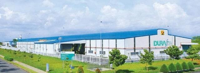 Nhà máy duraflex sản xuất tấm cemboard ngoài trời